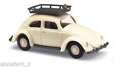 """Busch 42727 VW ESCARABAJO Ventana Pretzel TAXI """", H0 vehículo modelo 1:87"""