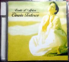 TEDESCO CINZIA VENTO D'AFRICA PERSONA VERA RICORDI CD RARO