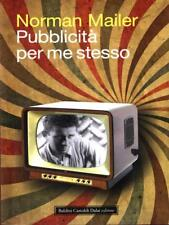 Advert' For Me Same Mailer Norman Dalai Editore 2009 Icons