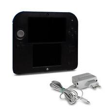 Original Nintendo 2DS Consola en Negro Azul con Cargador #24A