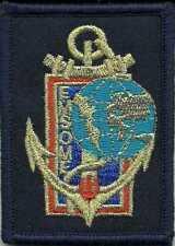 Insigne tissu, Patch Militaire de l'EMSOME