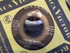 FLOYD CRAMER ON RCA RECORDS I CAN JUST IMAGINE / SAN ANTONIO ROSE W/ SLEEVE