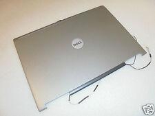 Dell Latitude D620 D630 D631 LCD Back Cover Lid No Hinges (05) JD104