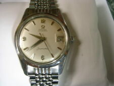 Vintage 1960 Omega Seamaster men's watch, model 14701, movement 562