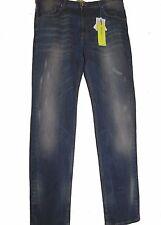 Versace Jeans Men's Blue Regular Fit Cotton Jeans Pants Size 40 NEW $408
