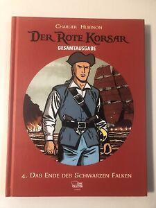 """Der Rote Korsar Gesamtausgabe - Band 4 - """"Das Ende Des Schwarzen Falken"""""""
