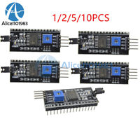 1/2/5/10PCS I2C IIC TWI SP​​I Serial Interface Board Module 1602LCD For Arduino