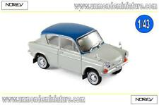 Mazda Carol 360 1962 White & Blue  NOREV - NO 800631 - Echelle 1/43