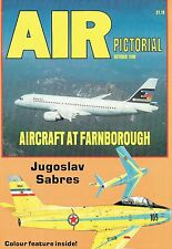 AIR PICTORIAL OCT 88: RAF WYTON CANBERRAS/ POST WAR UK SHOOTING STARS/DOWNLOAD