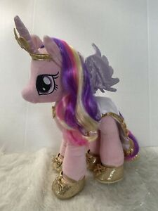 Build a Bear My Little Pony Princess Cadance Alicorn Plush With Outfit And Shoes