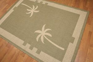 5' x 7' Contemporary Turkish Dhurry Area rug Flat Weave AOR7405 - 5x7 Green