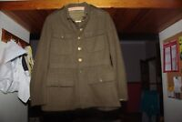 POST WW1 AMERICAN US ARMY NEW YORK STYLE BUTTONS JACKET UNIFORM 3 BATTALION NEW