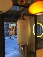 LAMPADA A SOPENSIONE VETRO GLASS MURANO VENINI ARTELUCE ARREDOLUCE PENDANT LAMP