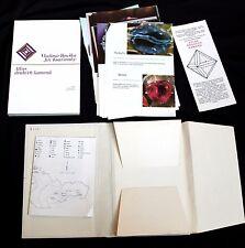 Jewel gem precious stone illstrated catalogue book photo album Atlas Polish 1979