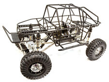 C25799Black Alloy 1/10 Rct1.9 Roll Cage Type Trail Racer 4Wd Scale Crawler Artr
