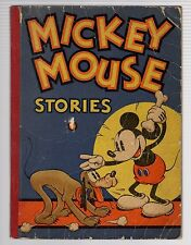 MICKEY MOUSE STORIES 2  Vintage Disney 1934