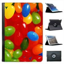 Tasty Jelly Beans Sweets Candy Folio Leather Case For iPad Mini & Retina