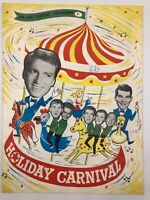 Holiday Carnival - ABC Great Yarmouth 1966 Programme - Ted Rogers Frank Ifield