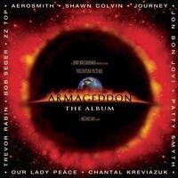 Armageddon (1998) Aerosmith, Journey, ZZ Top.. [CD]