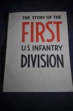 1955 The Story of the First US Infantry Division
