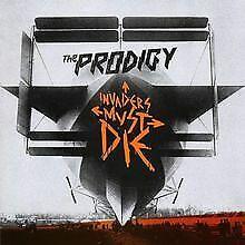Invaders Must Die von Prodigy,the | CD | Zustand akzeptabel
