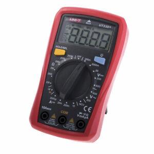 Uni-T UT33D+ Mini Multimeter Taschenformat funktional vollständig Palm Size NCV