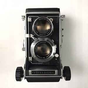 Mamiya C33 Medium Format 6x6 TLR Film Camera with 105mm 3.5 Lens