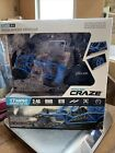 Power Craze Blue High Speed Mini R/C Vehicle 2.4G Technology With Remote Control