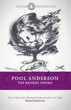 The Broken Sword (FANTASY MASTERWORKS), Anderson, Poul, 1473205441, New Book
