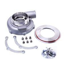 """Kinugawa Turbo Garrett GT3076R 4"""" Compressor Hsg & 7+7 Billet Wheel & Seal Plate"""
