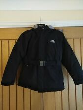THE NORTH FACE 550 HyVent Parka Jacket size M (10/12) Girls
