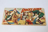 STRISCIE ROCKY RIDER EDIZIONI UNIVERSO N° 17 [SD-163]