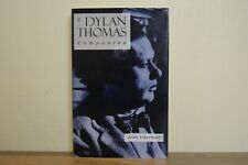 A Dylan Thomas Companion - John Ackerman - H/B 1990 First Edition (H5/2)