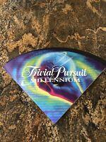 Trivial Pursuit Millennium Game advertisement Postcard