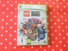 Lego Rock Band XBOX 360 in OVP mit Anleitung - Deutsche Version
