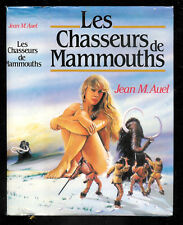 """Jean M. Auel : Les Chasseurs de Mammouths """" Editions France Loisirs """""""
