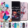 Magnetic Flip Stand PU Leather Protective Wallet Card Slot Case Cover For Nokia