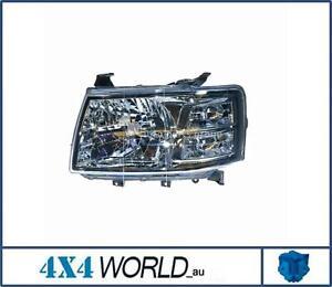 For Ford Ranger PJ Series Head Lamp Left Hand 2006-2009