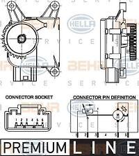 6NW 351 344-021 HELLA Control  blending flap
