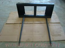 """Hay Bale Mover Euro Global 2 Spear, 48"""" spears"""
