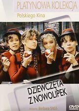 Dziewczeta z Nowolipek (DVD Barbara Sass (Shipping Wordwide) Polish film