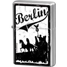 STURMFEUERZEUG / FEUERZEUG 80252 - BERLIN QUADRIGA (BLACK) - NEU
