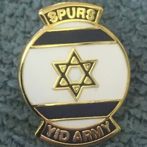 Spurs New Pin Badge