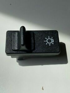 Fiat Panda 1985-2004 Headlamp Headlight Light Switch can be adapted to X1/9 X19