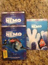 Finding Nemo (Dvd, 2003, 2-Disc Set)Authentic Disney Us Release