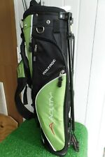 KIDS ACUITY VOLTAGE GOLF BAG & 5 CLUBS 29 INCHES