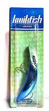 """Luhr-Jensen K15 Kwikfish 5"""" Silver/ Blue Scale"""