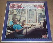 SAMMY DAVIS JR. Sammy's Back on Broadway (Claus Ogerman)  Reprise RS-6169 SEALED