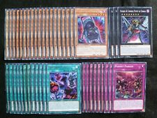 YU-GI-OH 43 CARD GIMMICK PUPPET DECK  *READY TO PLAY*