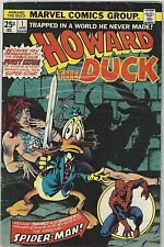 HOWARD the DUCK #1-33 Gene Colan Steve Gerber (1976) COMPLETE VF+ (8.5) SET